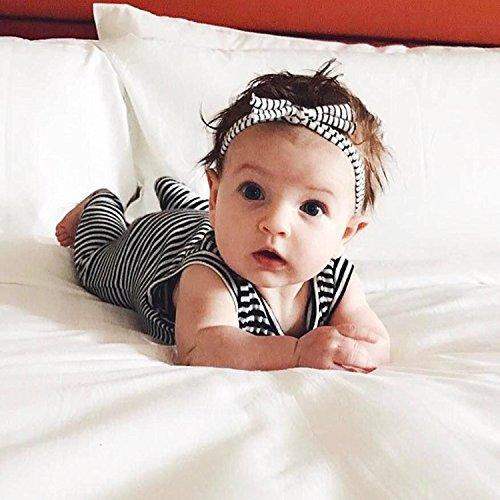 Attention On Baby Romper 0-18 Months Newborn Baby Girls Boys Layette Rompers Black